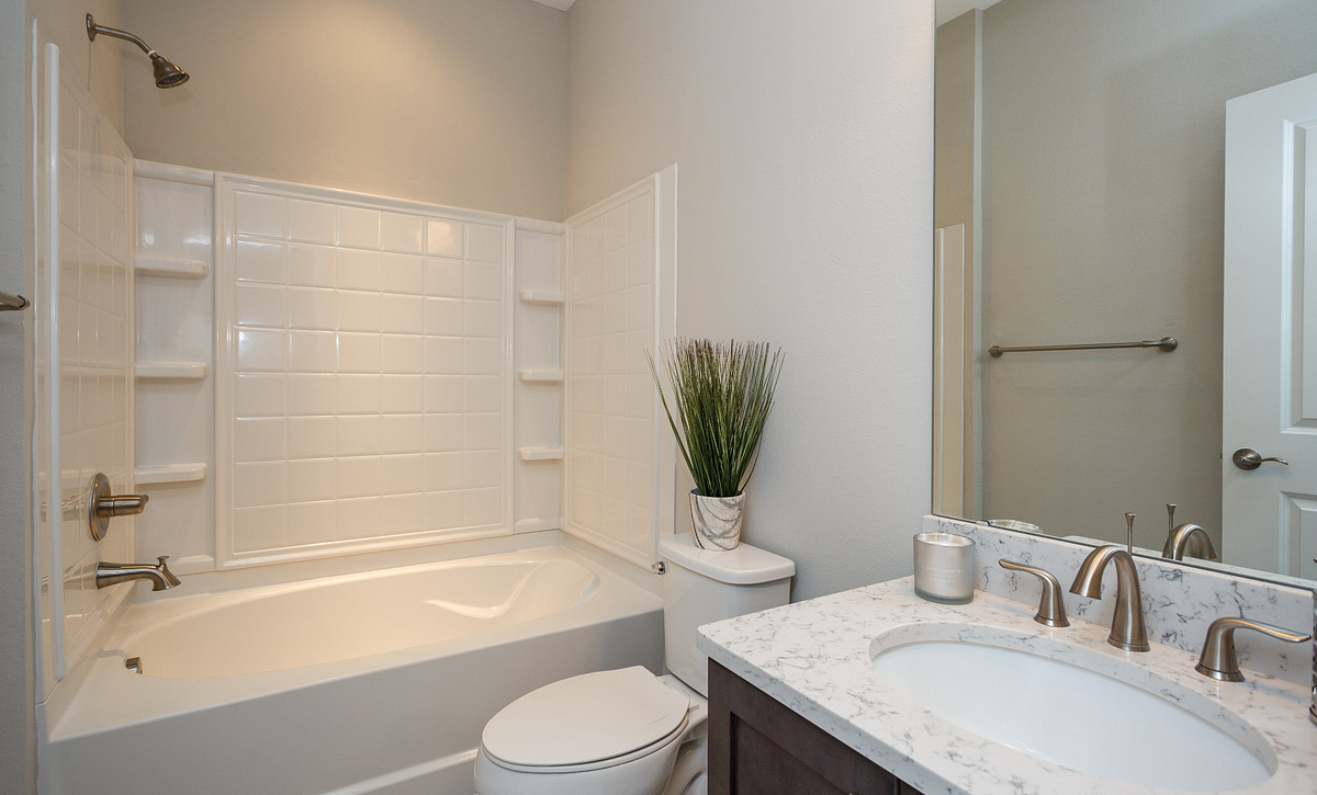 Trilogy Orlando Affirm Model Home Guest Bath