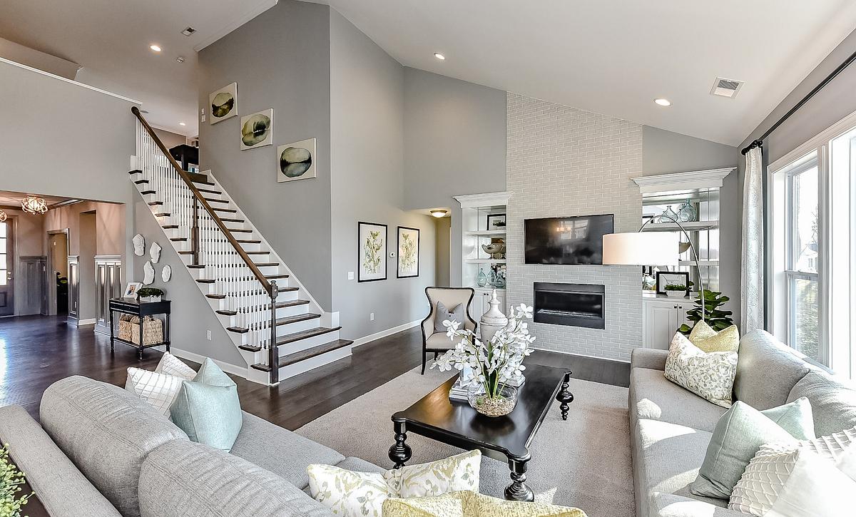 Wyndham plan Family Room