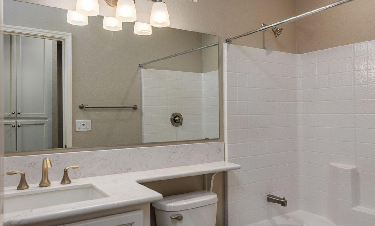 Trilogy Rio Vista Lot 0021 Guest Bathroom