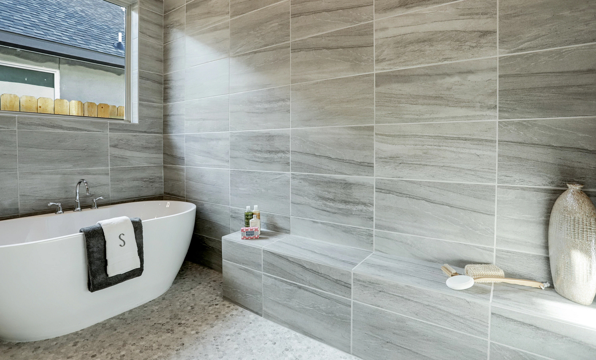 Sienna Plan 5050 Primary Bathroom