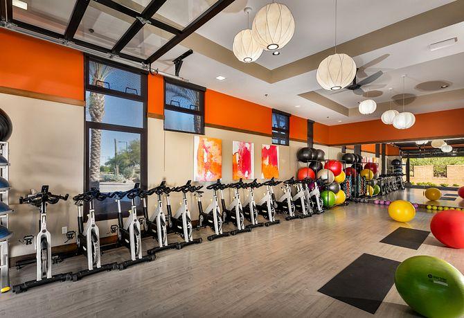 Movement Studio at Mita Club