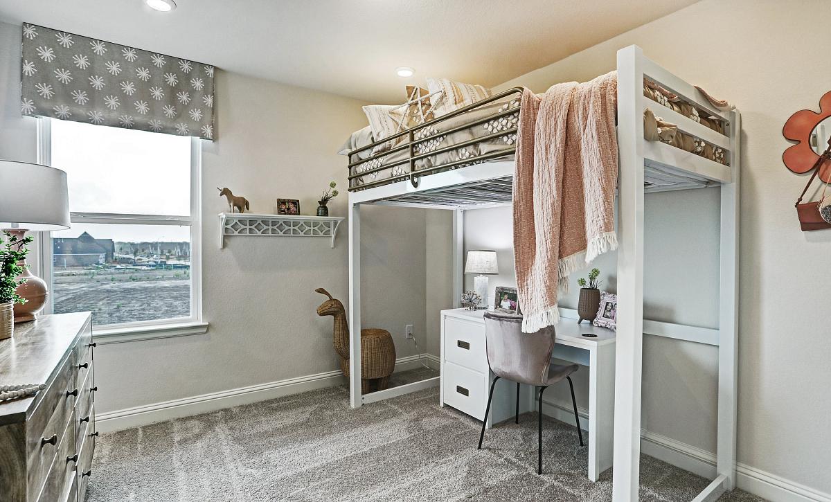 Meridiana 50 Plan 4069 Bedroom 4