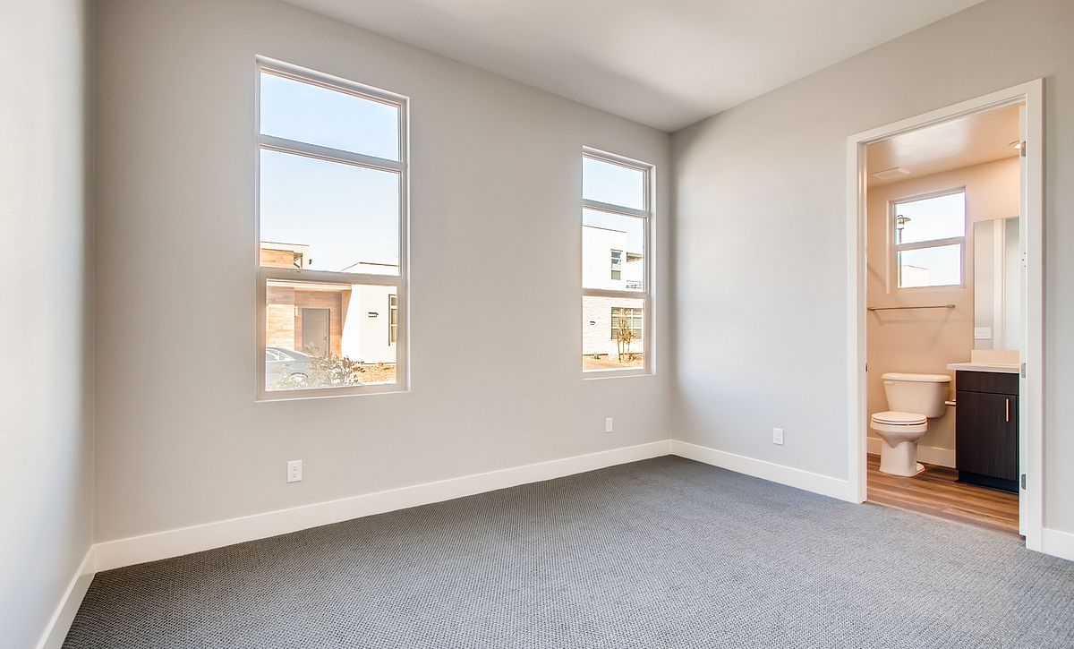 Trilogy Summerlin Luminous Guest Bedroom