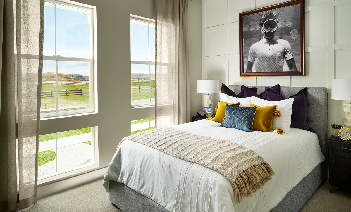 Canyons Reserve Legacy Guest Bedroom