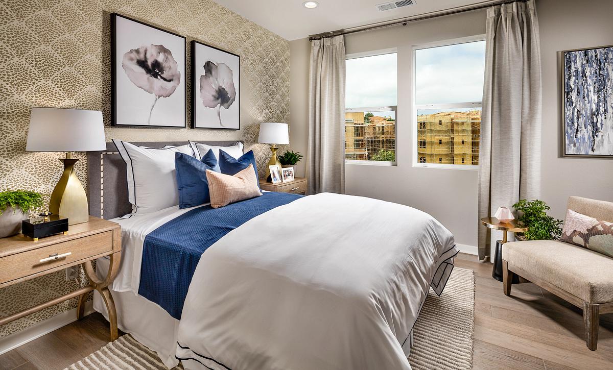Plan 1: Guest Bedroom