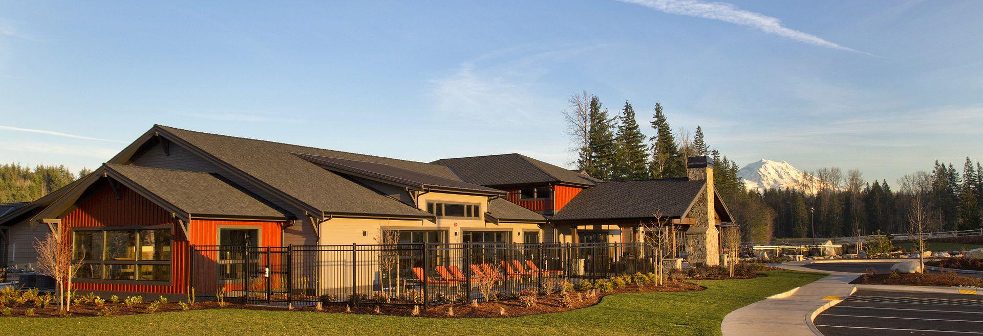 The Lodge at Trilogy at Tehaleh