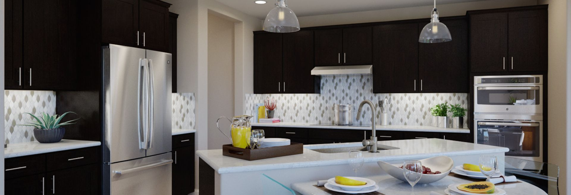 Trilogy Rio Vista Verano Kitchen