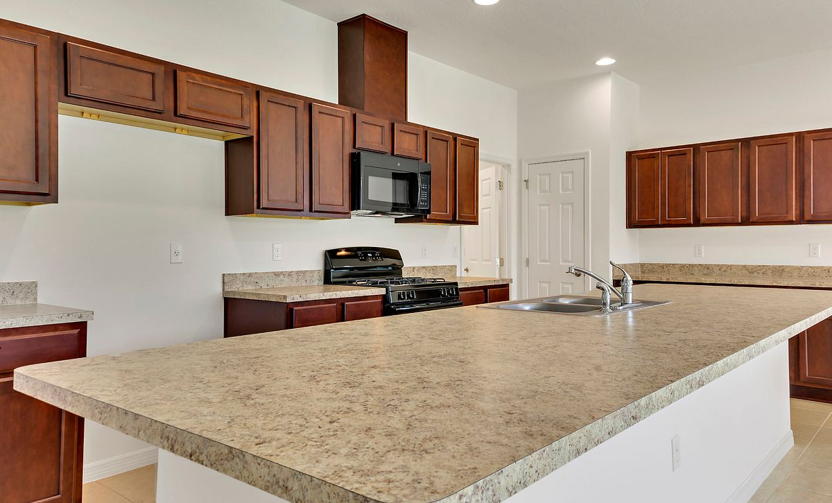 Trilogy Orlando Quick Move In Home Connect Plan Kitchen