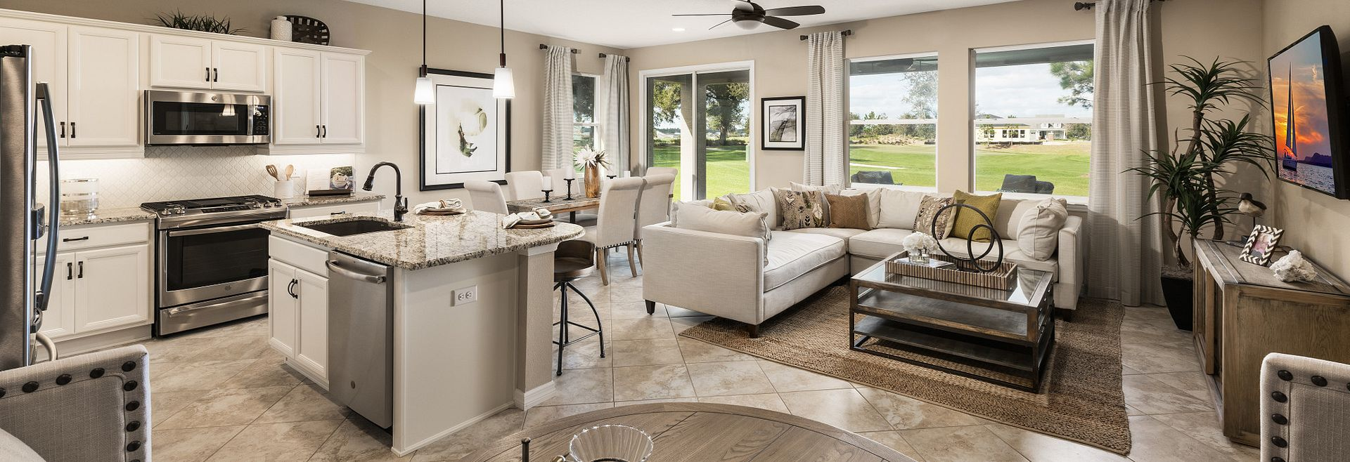 Trilogy at Ocala Preserve Aria Model Home