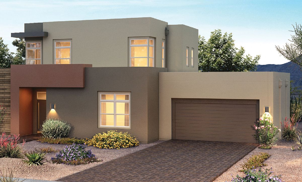 Plan Luster Exterior A