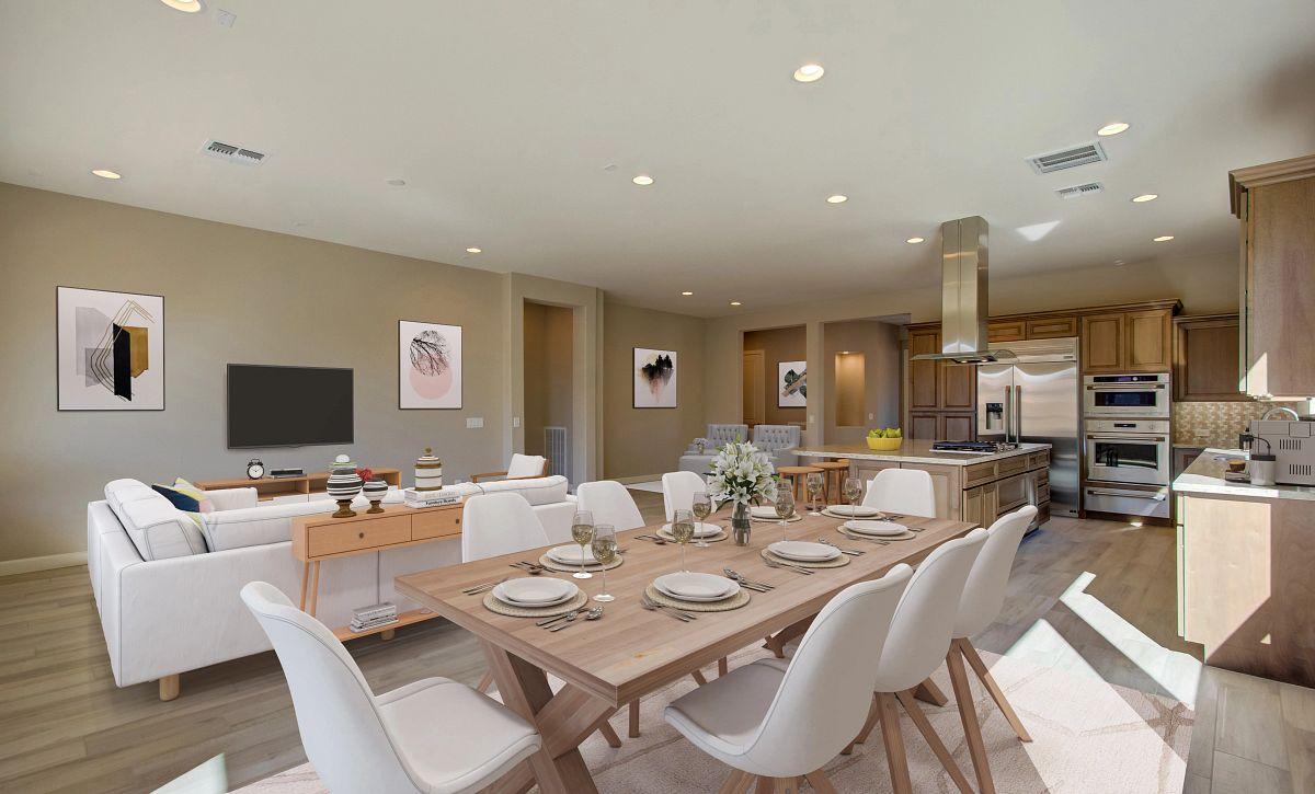 Virtually Rendered Interior
