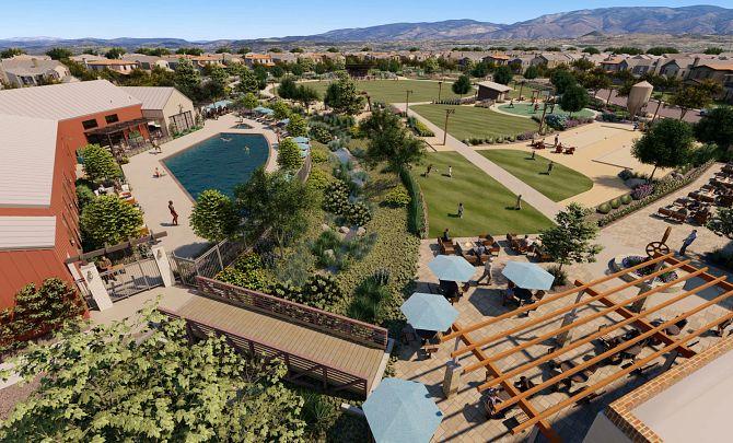 Park Circle Overview