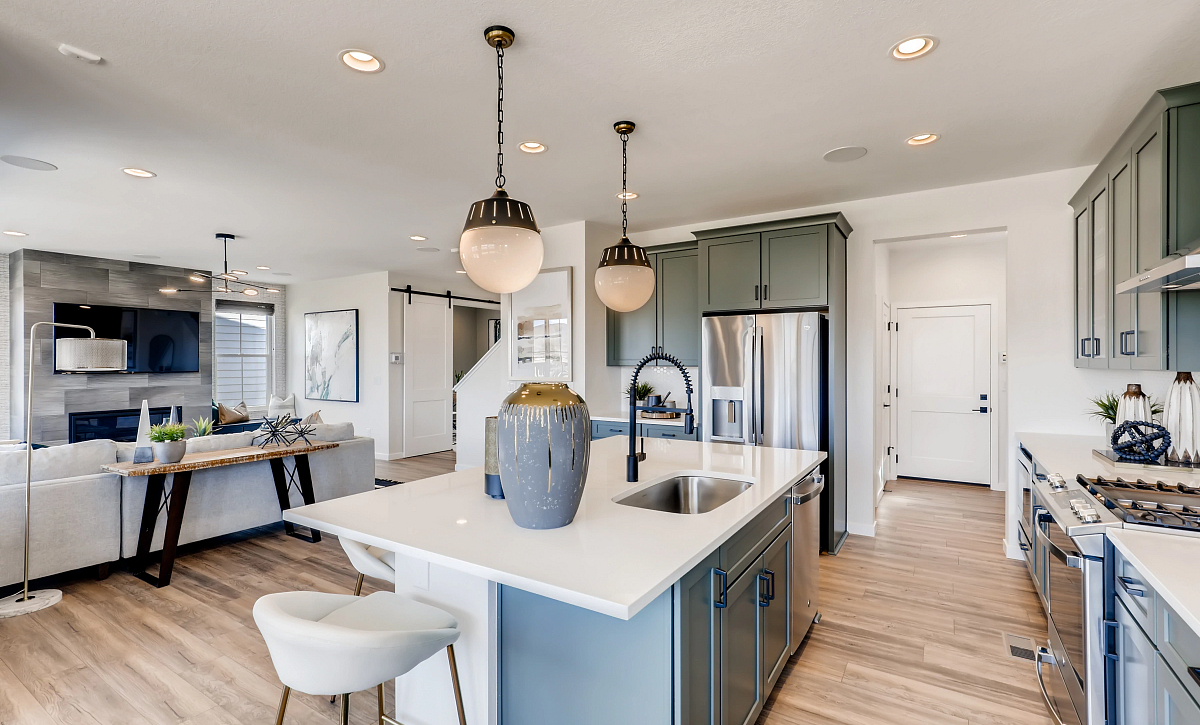Solstice Harmony Melody Kitchen & Great Room