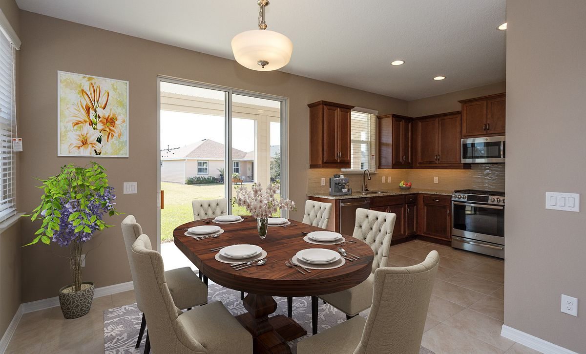 Trilogy at Ocala Preserve Quick Move In Homes Virtually Staged