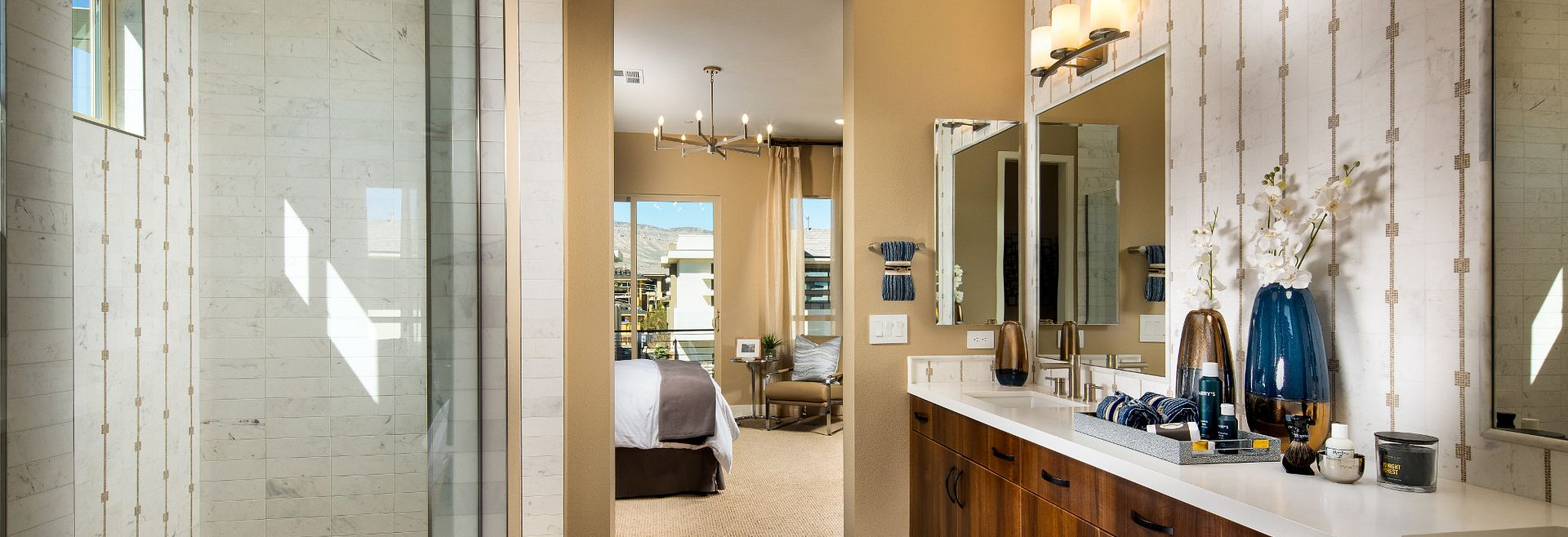 Trilogy Summerlin Apex Master Bath