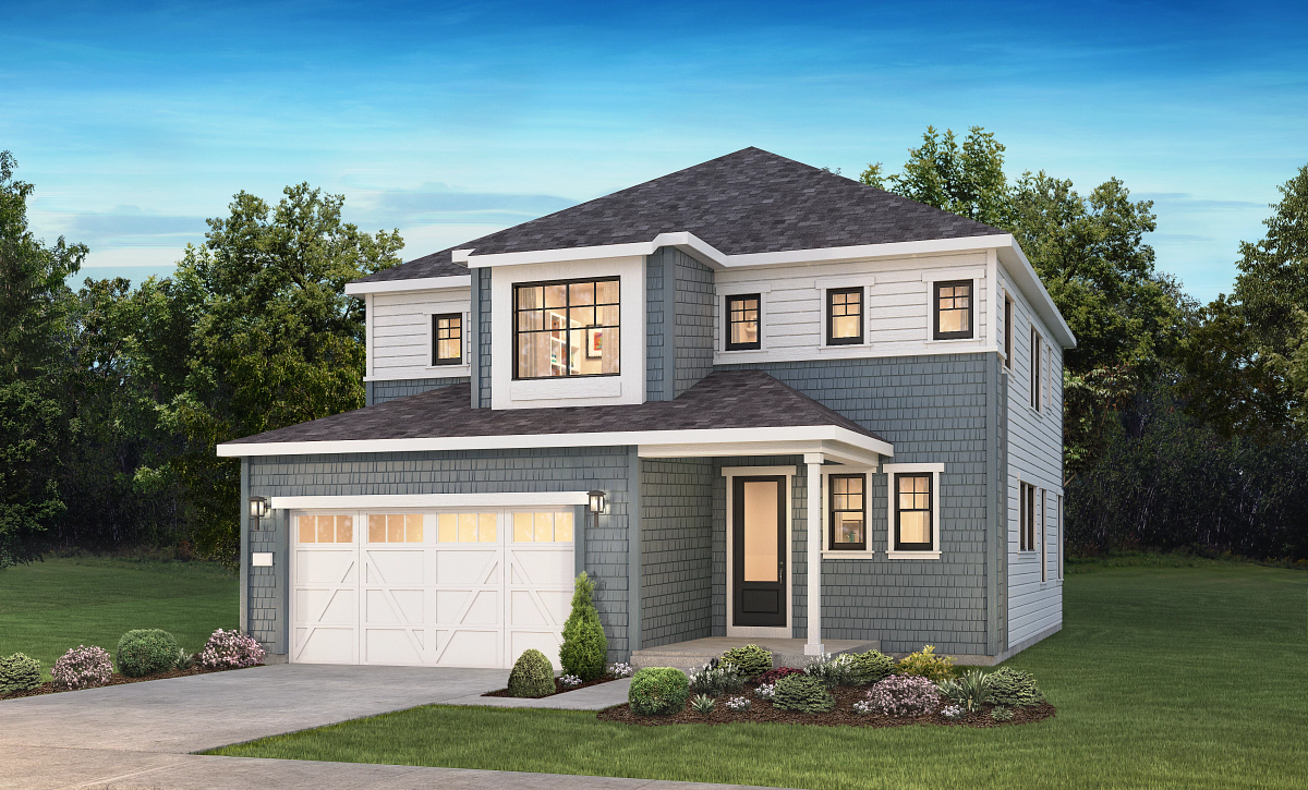 Solstice Harmony Melody Plan Exterior B