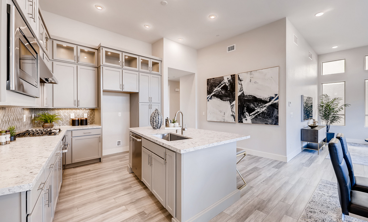 Trilogy Summerlin Summit Kitchen