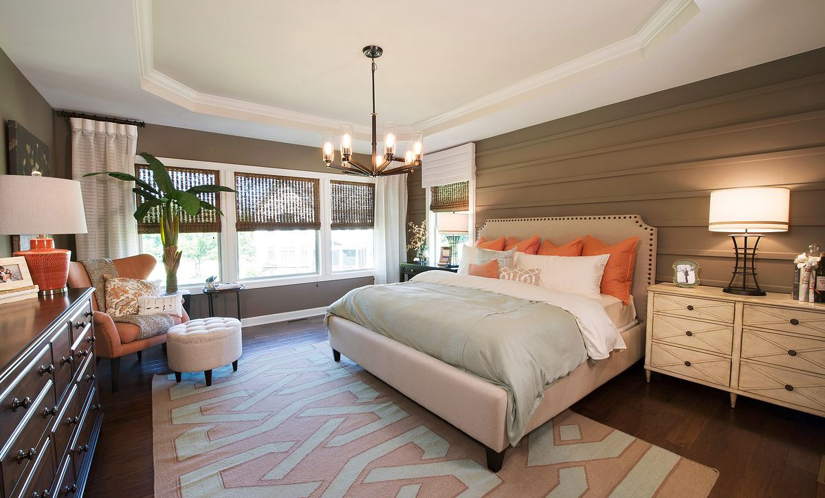 Redwood plan Owner's Suite