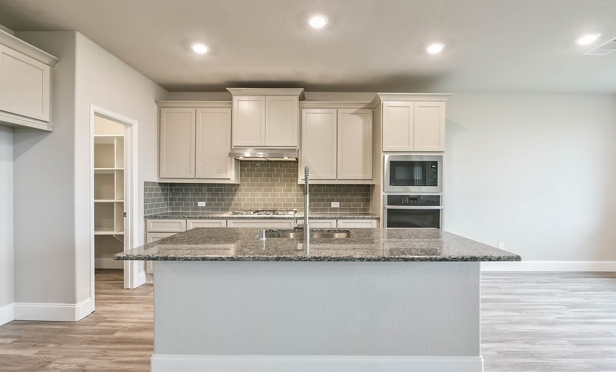 Plan 4069 Kitchen