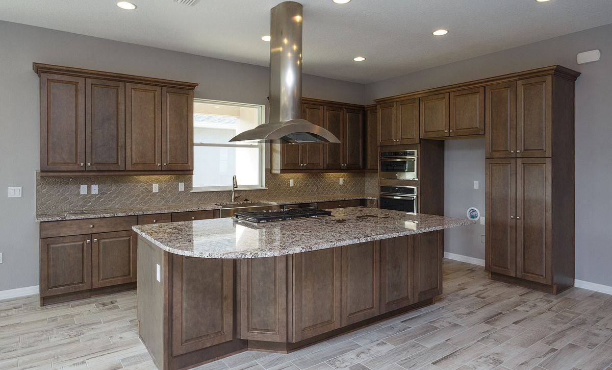 Trilogy Orlando Quick Move In Home Imagine Plan Kitchen