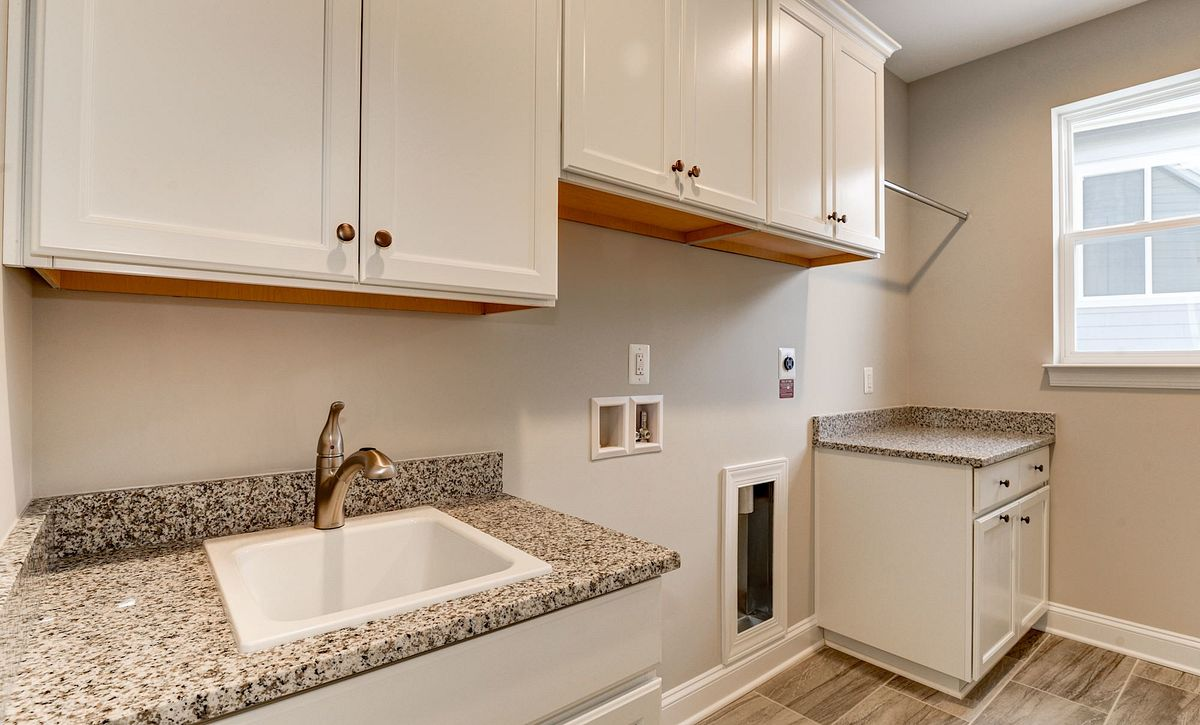 Trilogy at Lake Frederick Quick Move In Aspen Plan Laundry