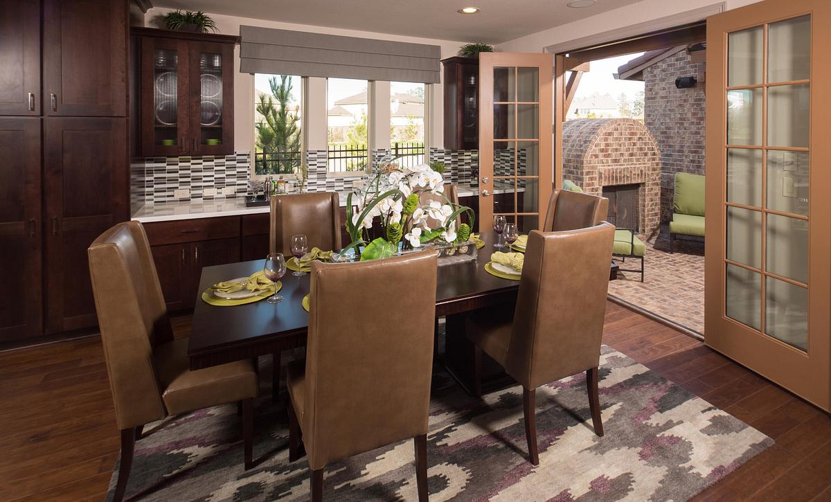Plan 5030 Dining Room