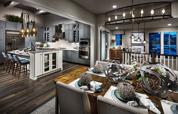 BackCountry Painted Sky Indigo Mist Dining and Kitchen