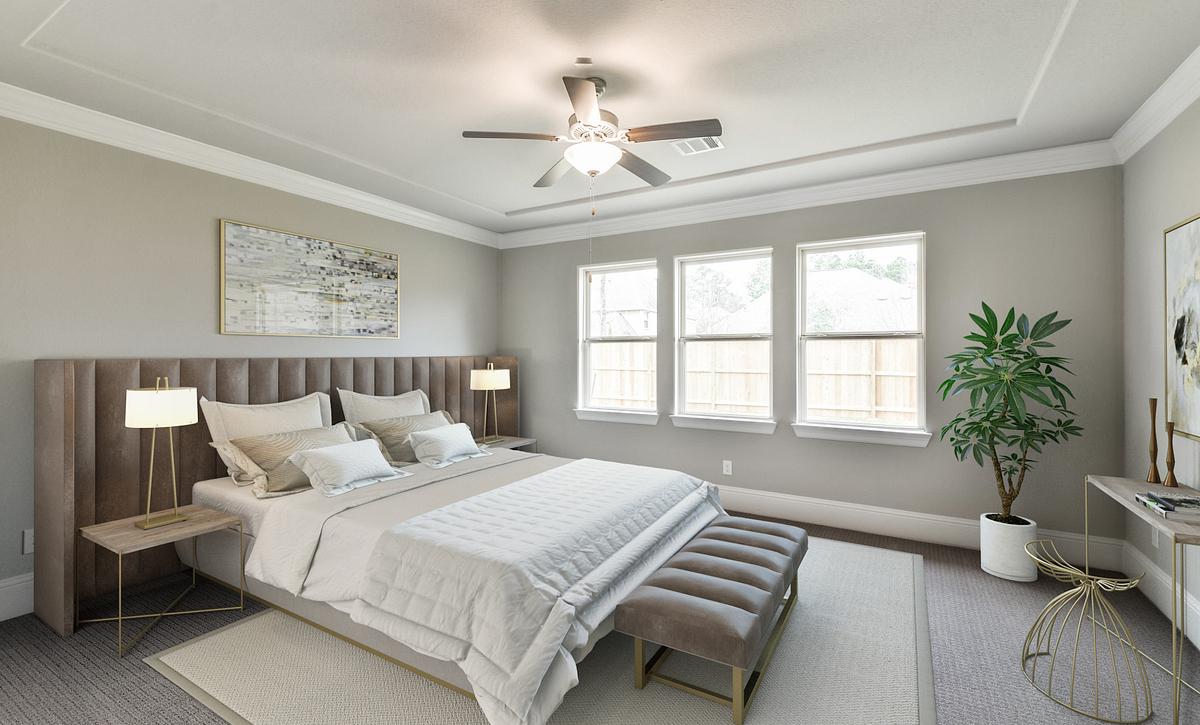 Sienna Plan 5049 Primary Bedroom