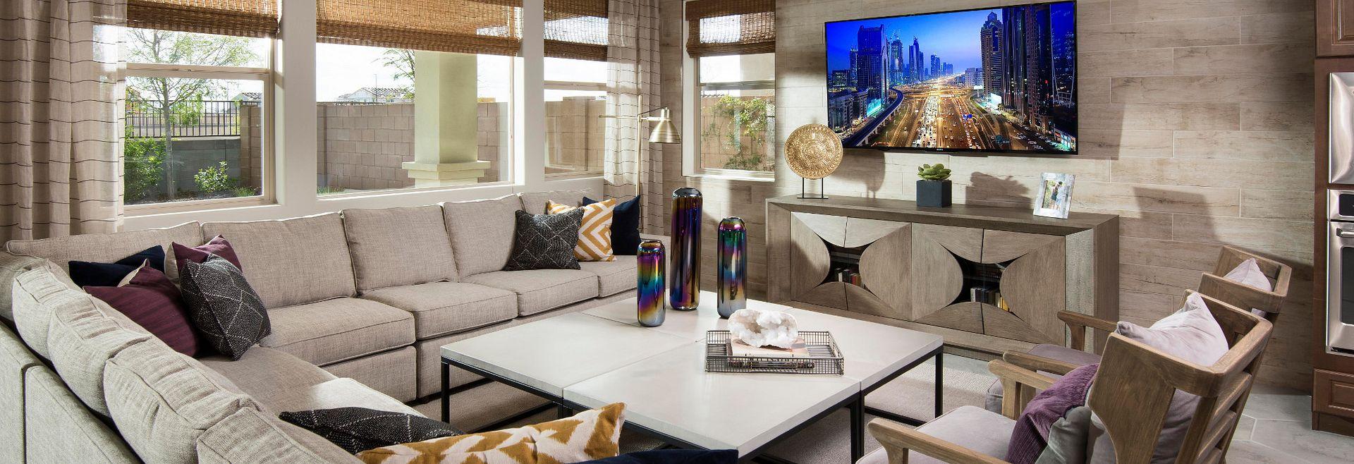 Plan 4583 Spark Living Room