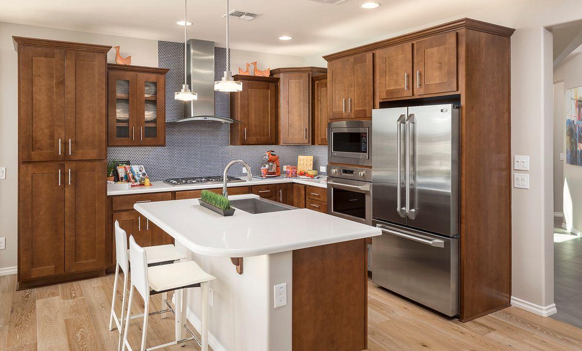 Avaton Model Kitchen