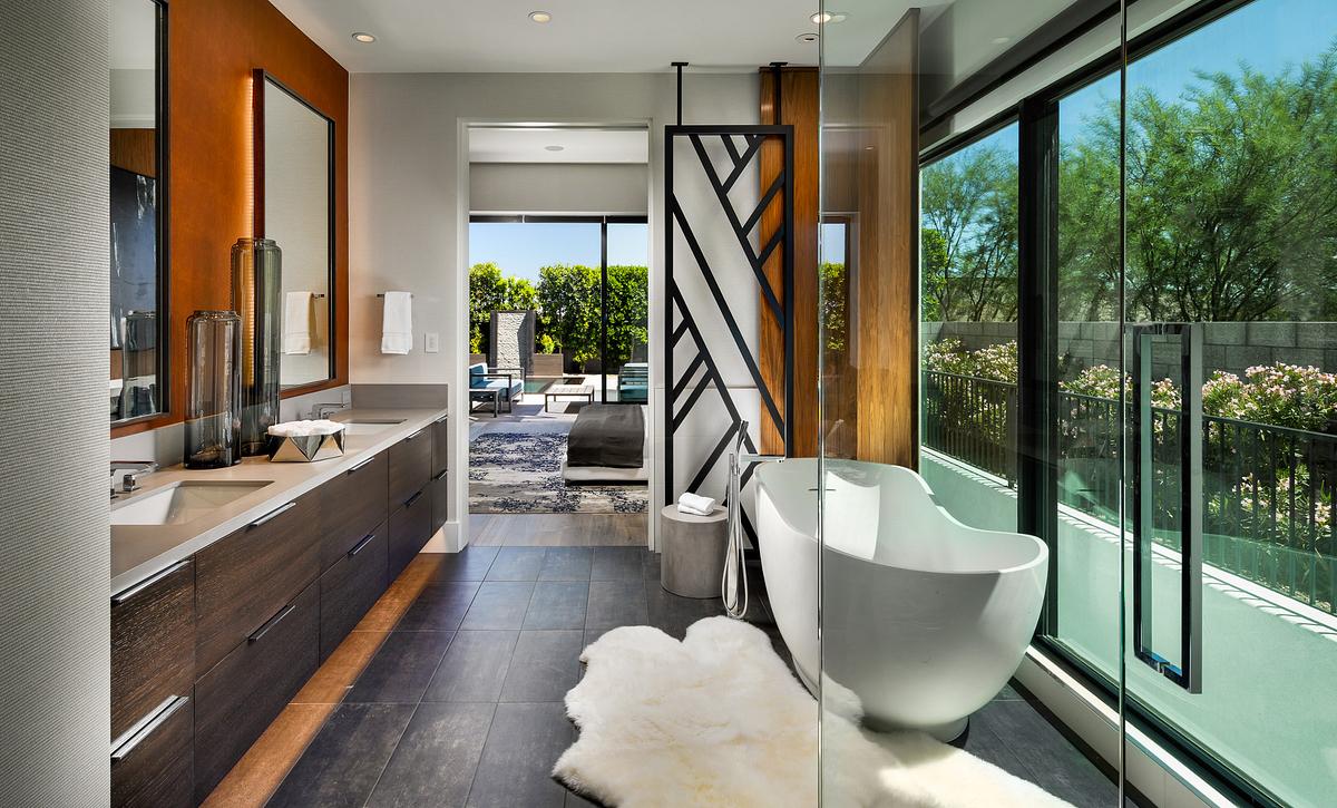 Azure, Residence 3 Primary Bath