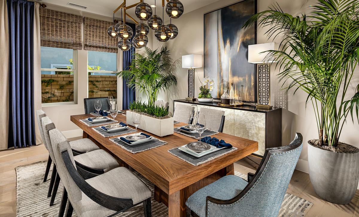 Wedgewood Plan 1 Dining Room