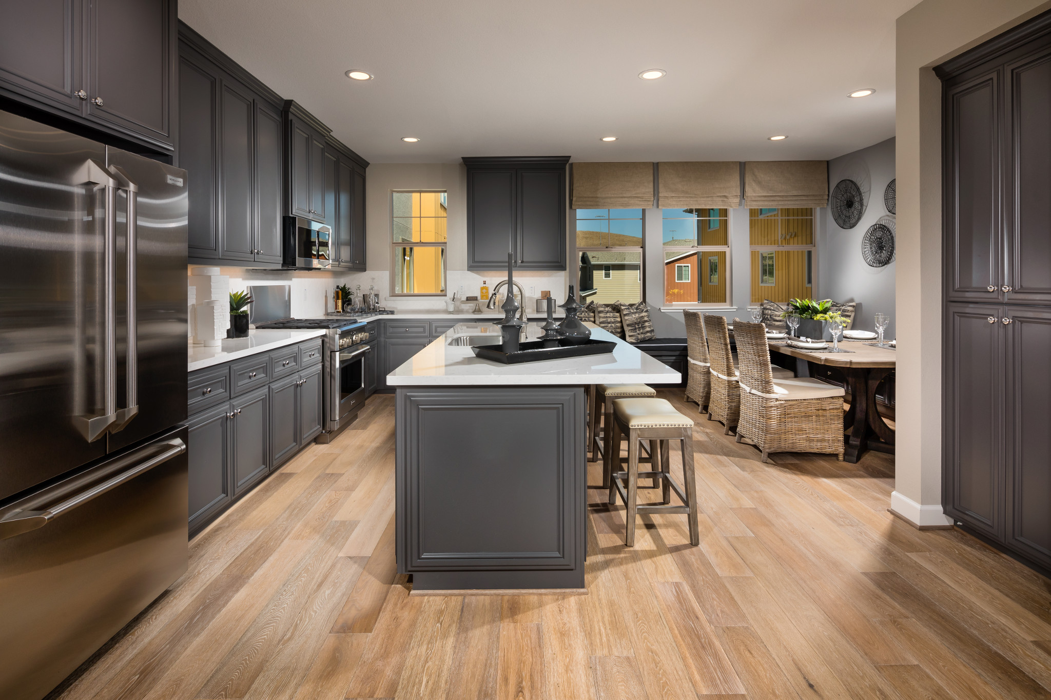 Synergy Plan 6 Sage Livermore Kitchen