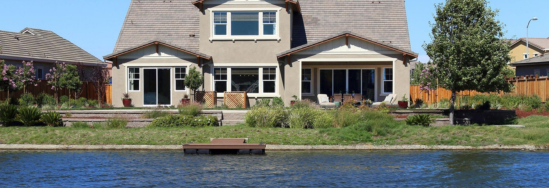 Shoreline at Summer Lake by Shea Homes in Oakley, CA