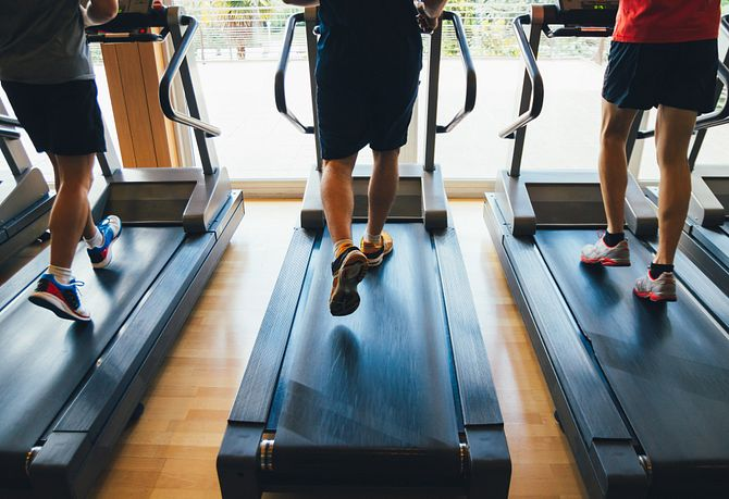 Homeowners on The Treadmill