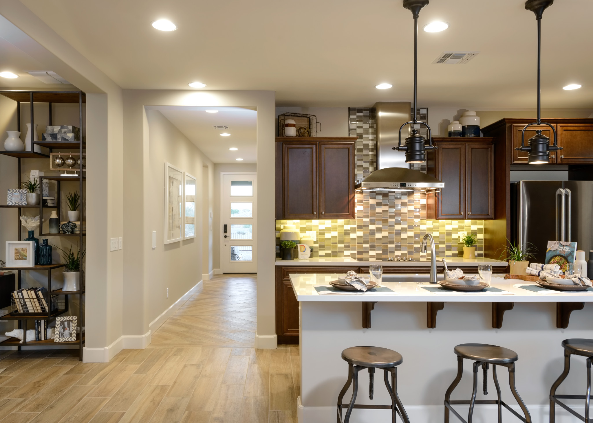 Maverick Model Kitchen