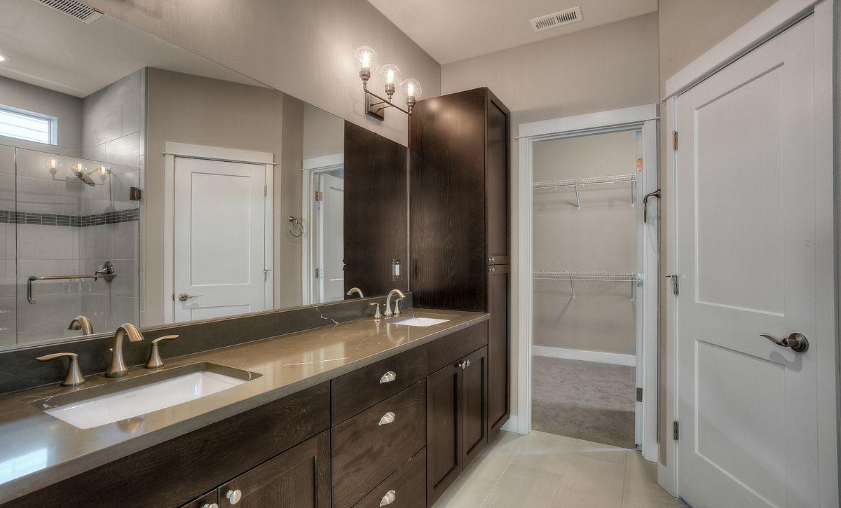 Trilogy Tehaleh Lot 4004 Master Bathroom