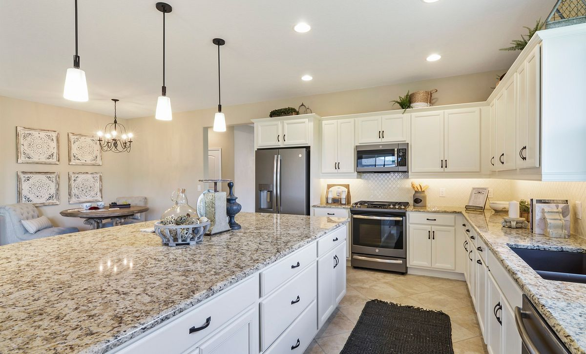 Trilogy at Ocala Preserve Declare Kitchen