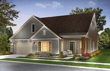 Trilogy at Lake Frederick Ascend Plan Exterior