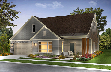 Ascend Exterior D: Contemporary Cape Cod