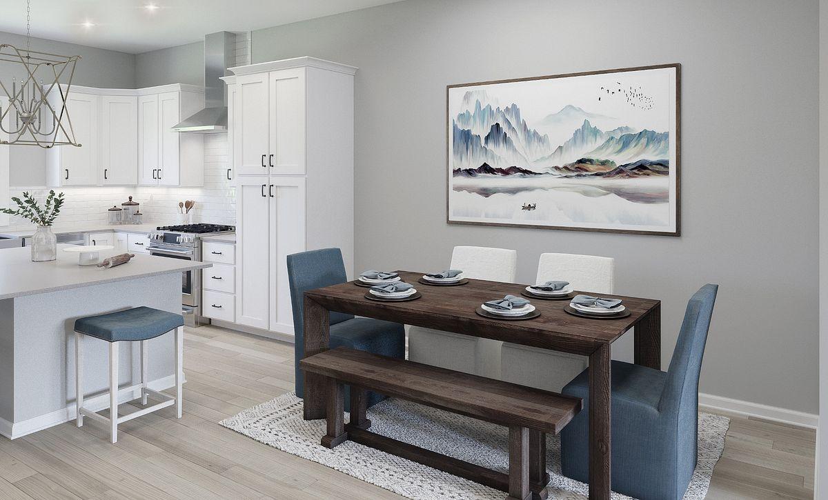 Hudson Kitchen & Dining Room