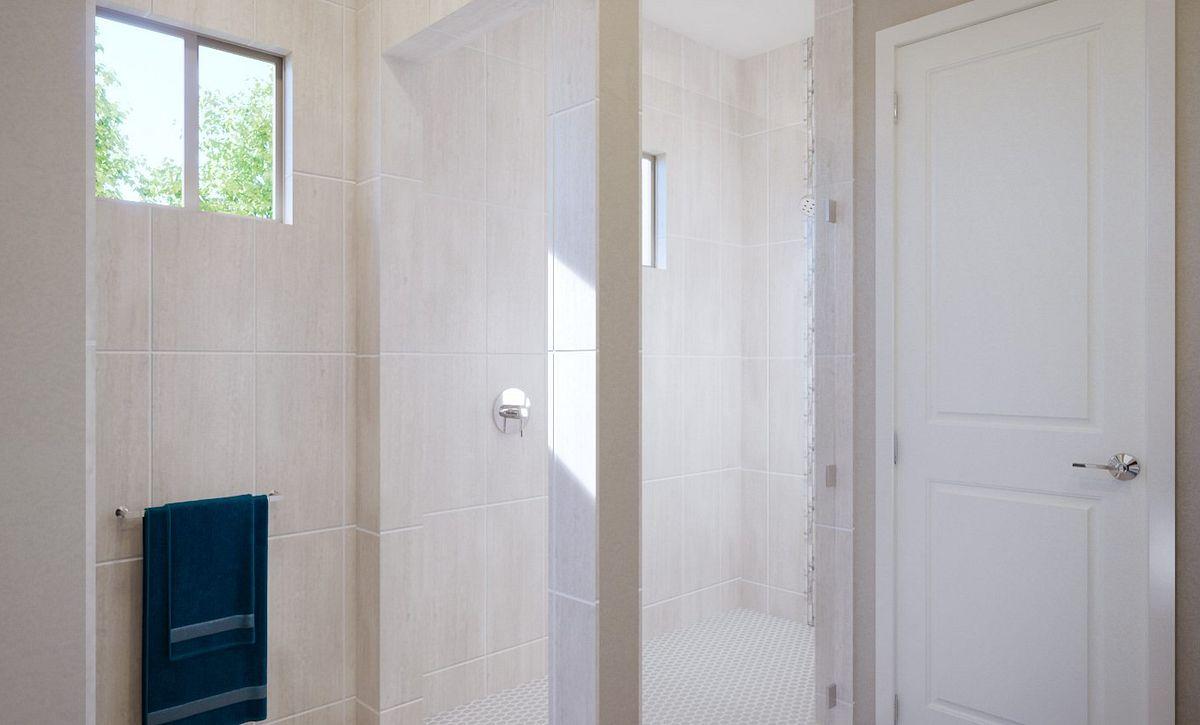 Trilogy Summerlin Inspire Master Bath Rendering