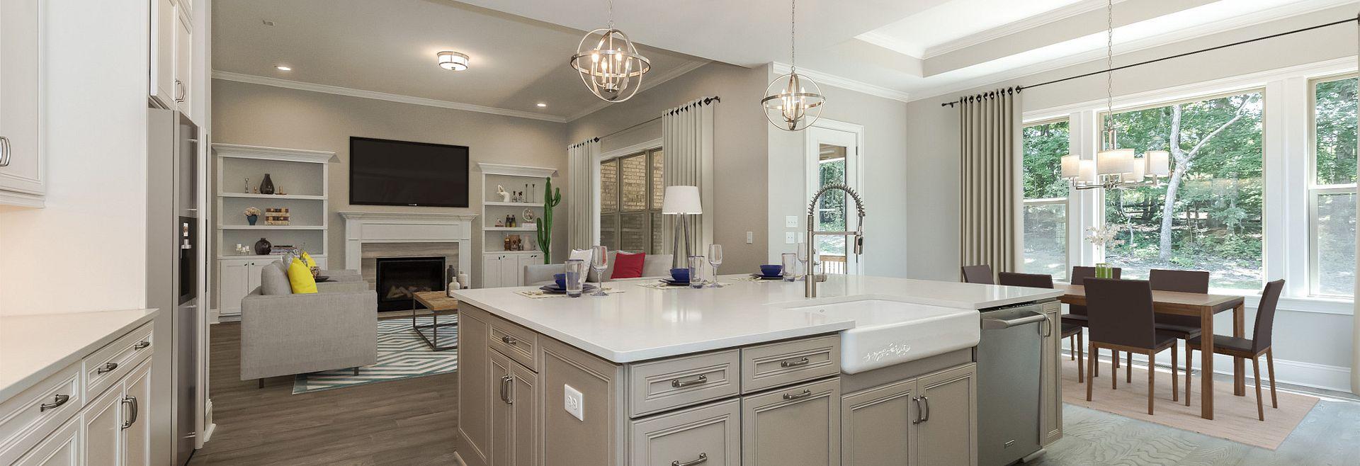 Avalon Kitchen, Breakfast & Family Room