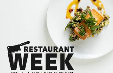 Restaurant Week at The Foundry
