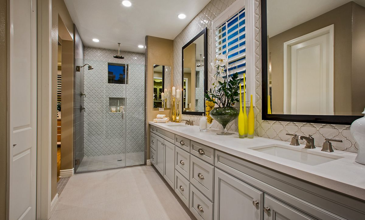 Plan 2 Cortesa Master Bathroom