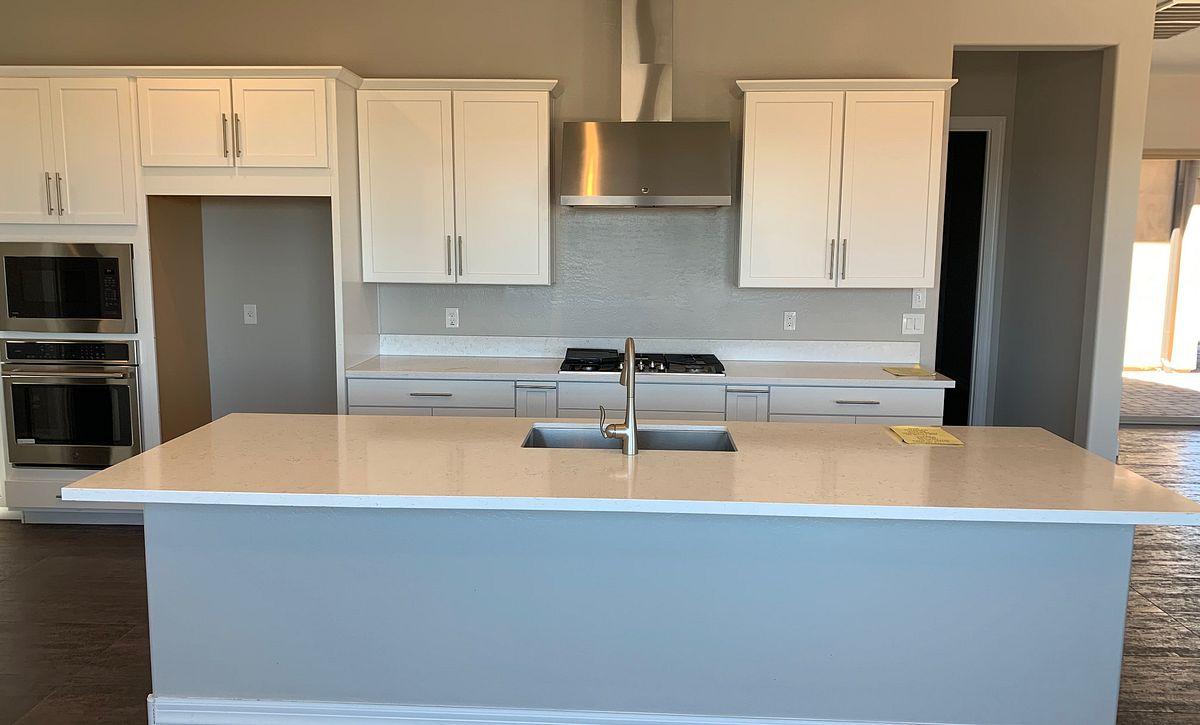 Origin, Homesite 258, Kitchen