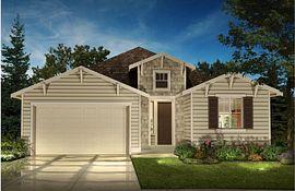 rilogy Tehaleh Homesite 4128 Elevation rendering