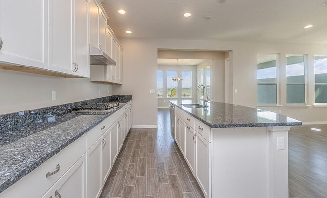 Trilogy Orlando Quick Move In Home Larkspur Plan