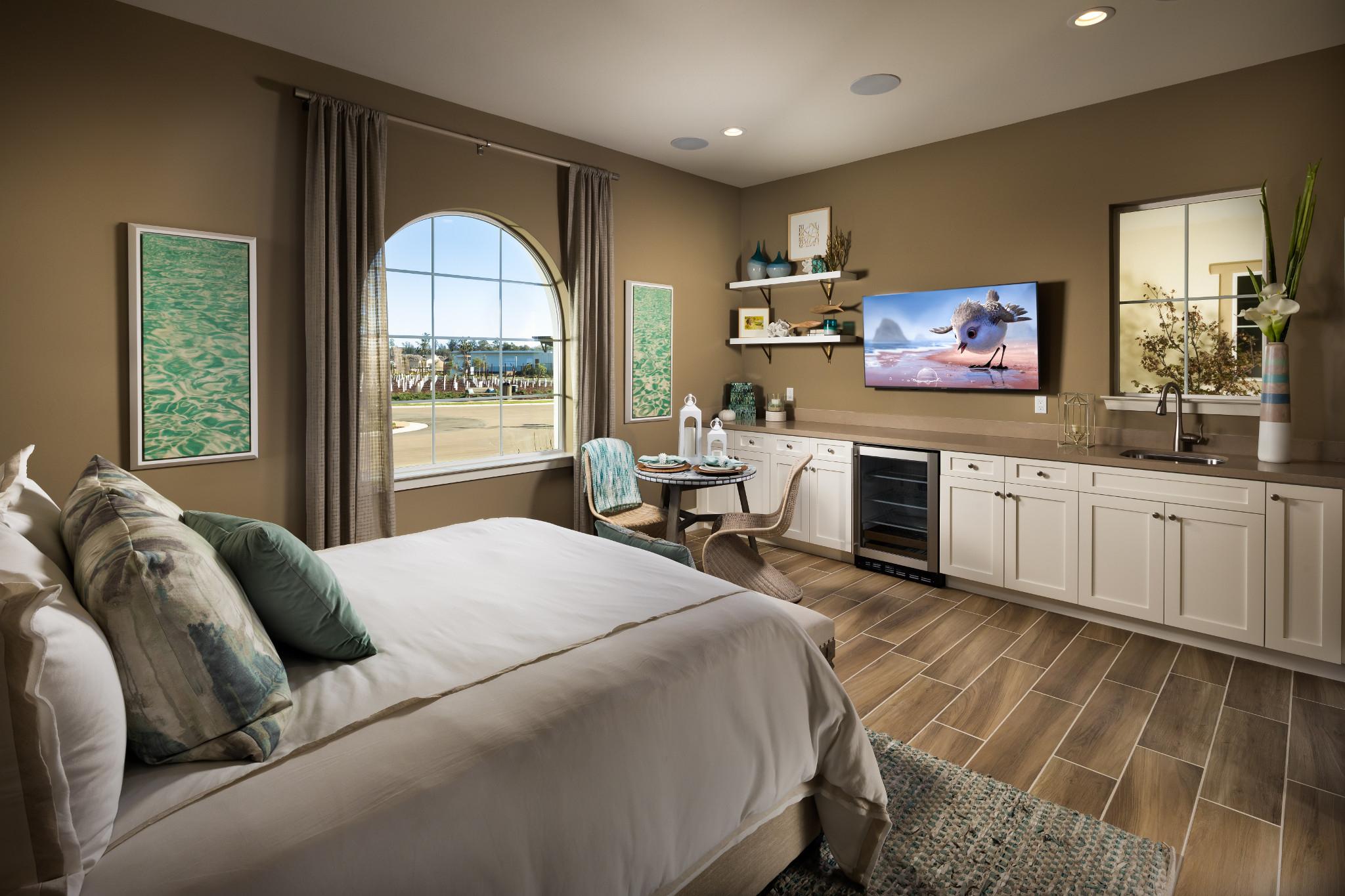 Trilogy Monarch Dunes Riviera Master Bedroom
