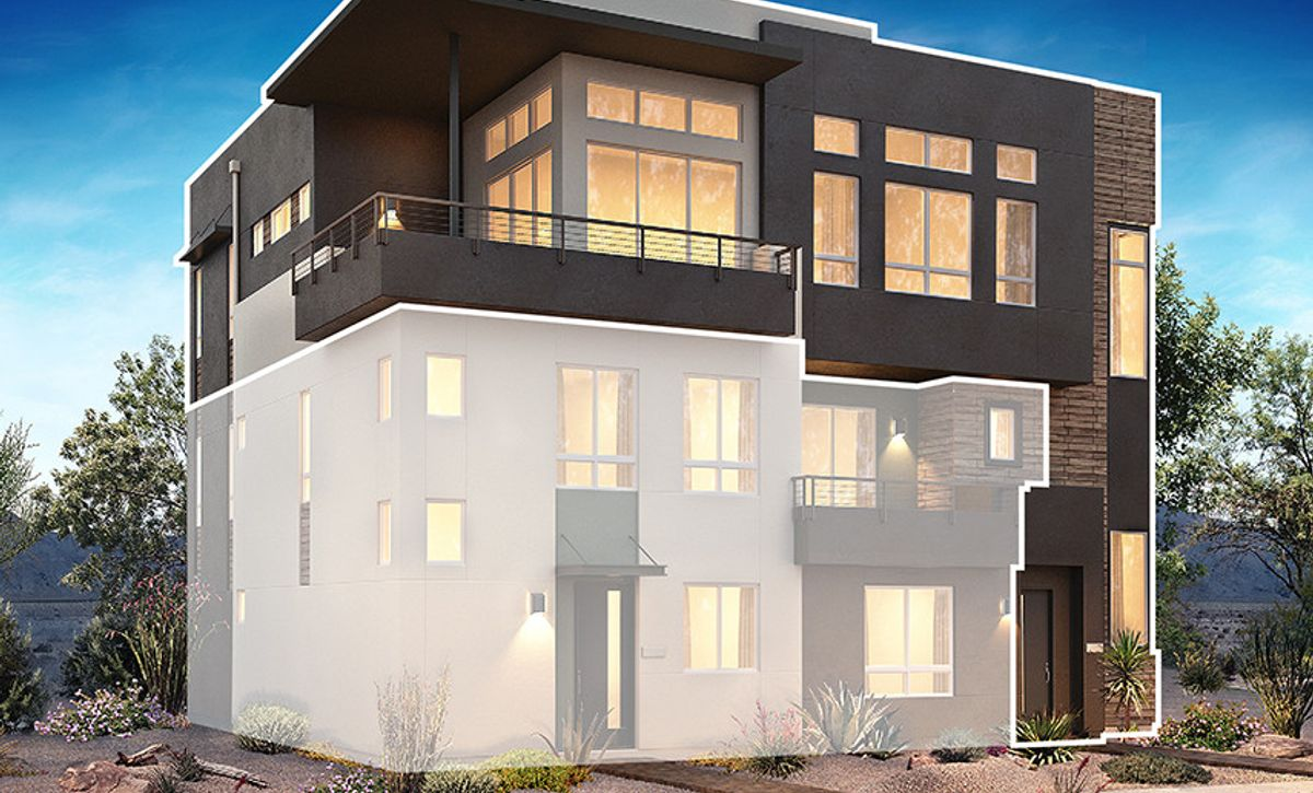 Trilogy Summerlin Apex Exterior A